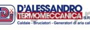 Логотип Котел на пеллетах Dalessandro