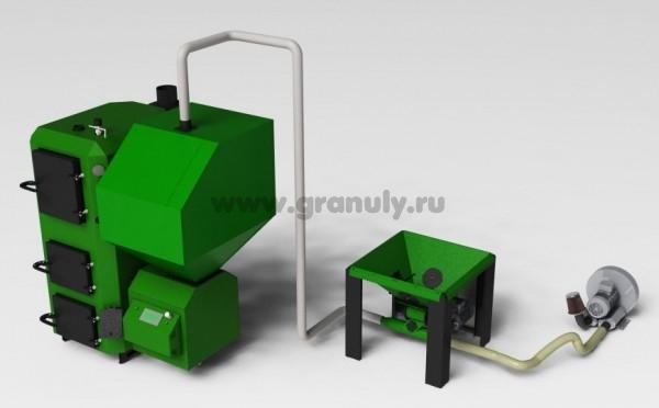 Системы транспортировки сыпучих материалов