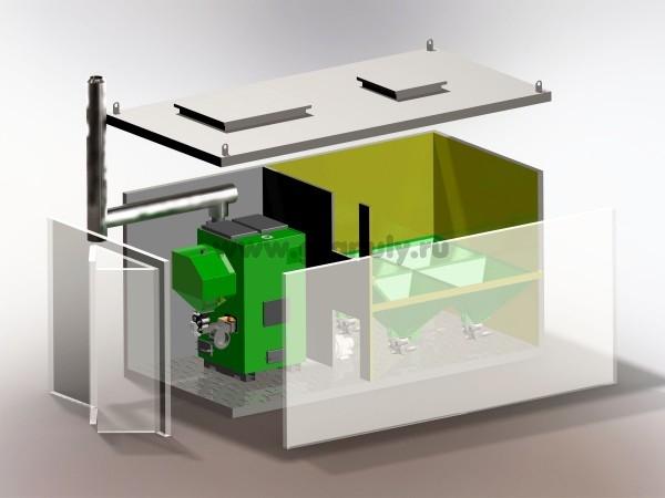 мобильная система отопления