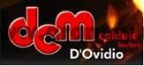 Логотип котла на пеллетах DCM