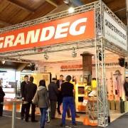 Стенд GRANDEG на выставке